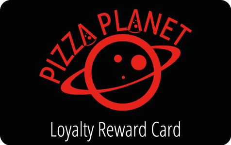 Our Loyalty Reward Card Fresh Dough Pizzas From Pizza